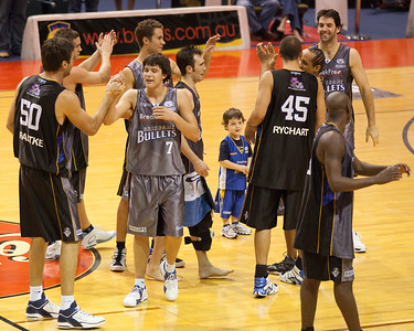 Brisbane Bullets v Townsville Crocs. NBL Basketball. Photos by Des Thureson:  http://disci.smugmug.com