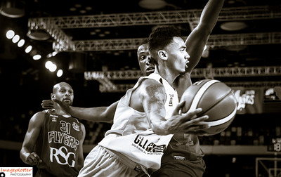 London Lions vs Bristol Flyers 9th Oct 2015