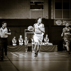London Lions vs Manchester Giants, 19th April 2015