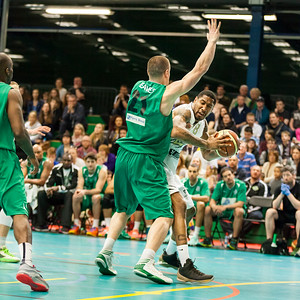 London Lions vs. Manchester Giants in Manchester, 19th April 2015