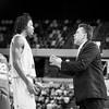 Head Coach Vince Macaulay and Lovell Cook