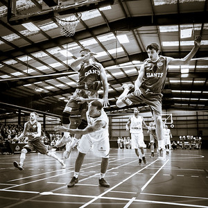 London Lions vs. Manchester Giants