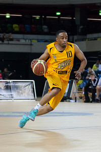 Perry Lawson, London Lions