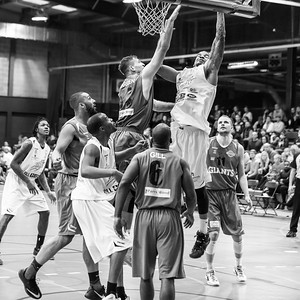 London Lions vs. Manchester Giants, 19th April 2015