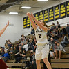 The Butte College basketball team plays Saturday, Jan. 14, 2017, against College of the Redwoods in Butte Valley, California. (Dan Reidel -- Enterprise-Record)