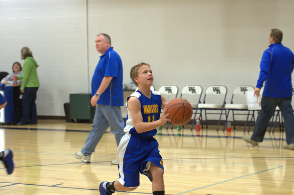 CAI 5th Grade BBall 11-29-12