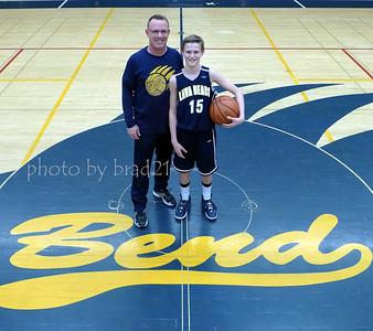Coach Sam and Jake