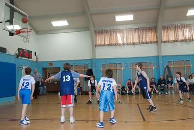 GS Basketball vs  Millbrook_0180