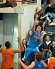 """Jason Cadee - Cairns Taipans v Gold Coast Blaze Pre-season  NBL Basketball, Auchenflower, Brisbane, Queensland, Australia; 3 September 2011. Photos by Des Thureson:  <a href=""""http://disci.smugmug.com"""">http://disci.smugmug.com</a>."""