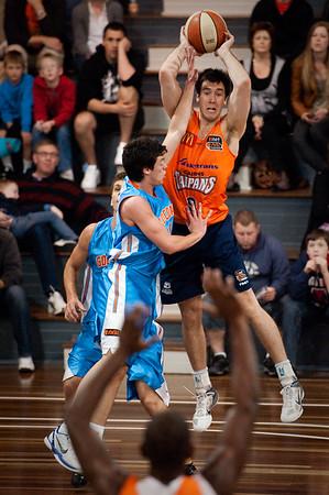 Cairns Taipans v Gold Coast Blaze Pre-season NBL Basketball. Photos by Des Thureson - http://disci.smugmug.com