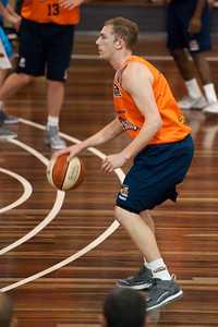 Billy Comino - Cairns Taipans v Gold Coast Blaze Pre-season  NBL Basketball, Auchenflower, Brisbane, Queensland, Australia; 3 September 2011. Photos by Des Thureson:  http://disci.smugmug.com.