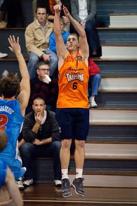 Billy Comino - Cairns Taipans v Gold Coast Blaze Pre-season  NBL Basketball, Auchenflower, Brisbane, Queensland, Australia; 3 September 2011. Photos by Des Thureson:  http://disci.smugmug.com.