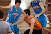 "Brendan Carroll, Jackson Hussey - Cairns Taipans v Gold Coast Blaze Pre-season  NBL Basketball, Auchenflower, Brisbane, Queensland, Australia; 3 September 2011. Photos by Des Thureson:  <a href=""http://disci.smugmug.com"">http://disci.smugmug.com</a>."