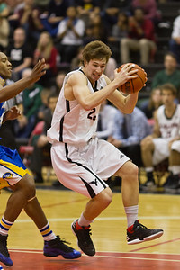Cole Hobin rebound