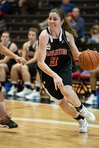 Jessica Resch bringing up the ball - 3740