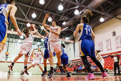 Elizibeth Roach rebound