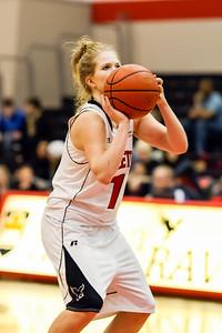 Courtney Smith free throw (MURR2567)