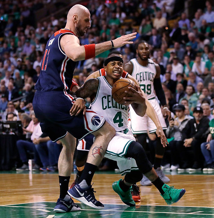 Celtics 129, Wizards 119, OT