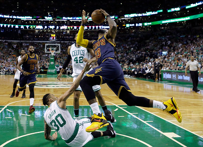 Celtics-Cavs, Game 2