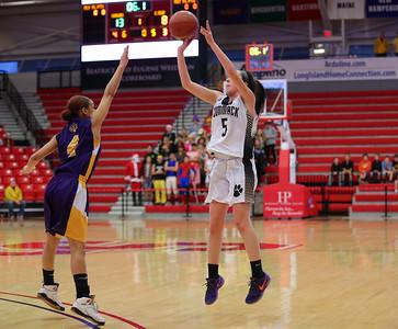Central Islip vs Commack Suffolk AA Girls Basketball Final. Photos by Chris Bergmann