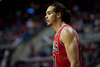 April 15, 2012; Auburn Hills, MI, USA; Chicago Bulls center Joakim Noah (13) during the third quarter against the Detroit Pistons at The Palace. Chicago won 100-94 in overtime. Mandatory Credit: Tim Fuller-US PRESSWIRE