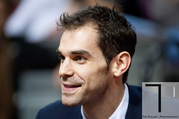 Feb 1, 2013; Auburn Hills, MI, USA; Detroit Pistons point guard Jose Calderon (8) before the game against the Cleveland Cavaliers at The Palace. Mandatory Credit: Tim Fuller-USA TODAY Sports
