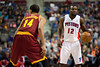 NBA: Cleveland Cavaliers at Detroit Pistons