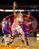 NCAA Basketball 2015: LSU vs Tennessee Jan 22