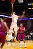NCAA Basketball 2014:Lenoir-Rhyne vs Tennessee NOV 8