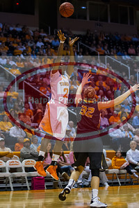 January 10, 2013: forward Jasmine Jones #2 of the Tennessee Lady Volunteers during NCAA basketball game between the University of Tennessee  Lady Vols and the University of Missouri Tigers at Thompson-Boling Arena in Knoxville, TN