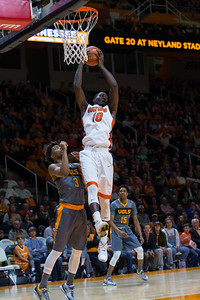 NCAA Basketball 2016: Florida vs Tennessee JAN 06
