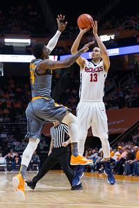 NCAA Basketball 2016: Ole Miss vs Tennessee MAR 05