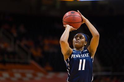 NCAA Basketball 2015: Penn State vs Tennessee NOV 18