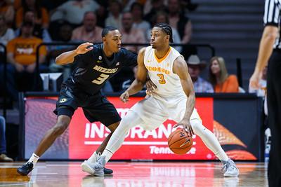 NCAA Basketball 2017: Missouri vs Tennessee FEB 18
