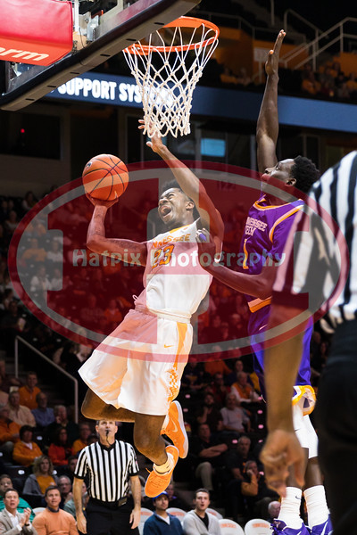 NCAA Basketball 2016: Tennessee Tech vs Tennessee DEC 13