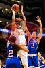 NCAA Basketball 2016: Tennessee State vs Tennessee NOV 30