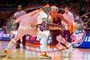 NCAA Basketball 2017: Carson Newman vs Tennessee NOV 07