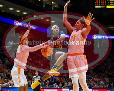 NCAA Basketball 2017: East Tennessee vs Tennessee NOV 12