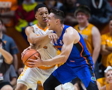 NCAA Basketball 2018: Florida vs Tennessee FEB 21