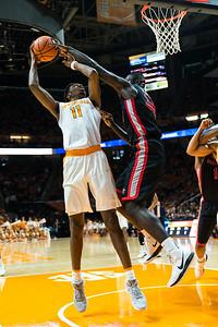 NCAA Basketball 2018: Georgia vs Tennessee MAR 03