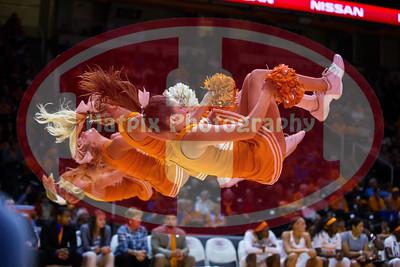 NCAA Basketball 2017: James Madison vs Tennessee NOV 15