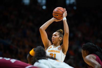 NCAA Basketball 2018: South Carolina vs Tennessee FEB 25
