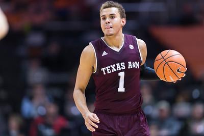 NCAA Basketball 2018: Texas A&M vs Tennessee JAN 13