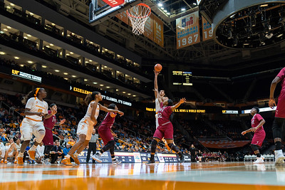 NCAA Basketball 2017: Troy vs Tennessee DEC 06