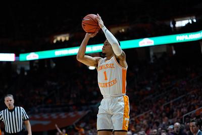 NCAA Basketball 2019: Georgia vs Tennessee JAN 05