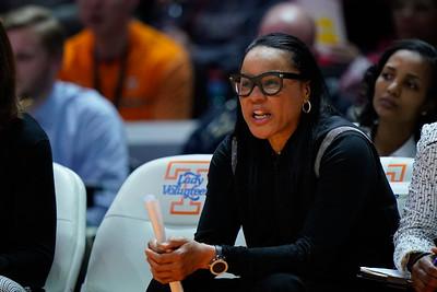 NCAA Basketball 2019: South Carolina vs Tennessee FEB 24