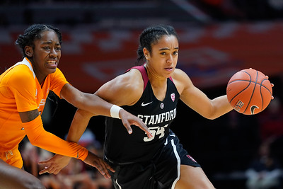 NCAA Basketball 2018: Stanford vs Tennessee DEC 18