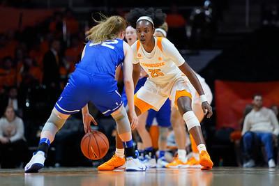 NCAA Basketball 2019: Air Force vs Tennessee Dec 01