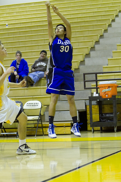Dana Hills vs Capo Valley 2011