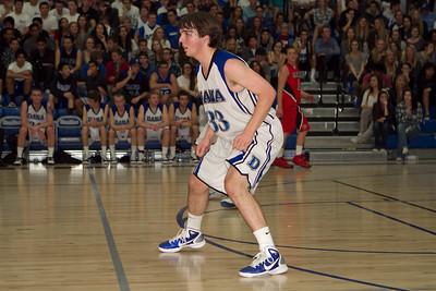 Basketball, Dana vs San Clemente